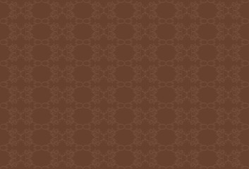 brown background with beige pattern