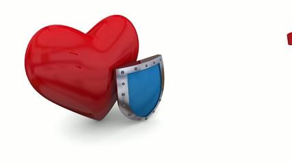 Heart Defense - 3d