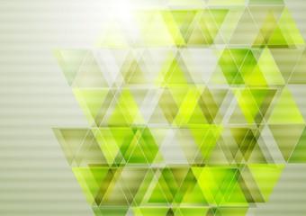 Green technology vector design