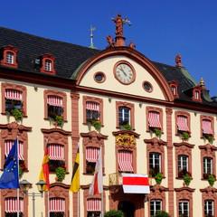 Rathaus von OFFENBURG ( Schwarzwald )