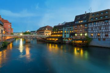 Petite-France in Strasbourg