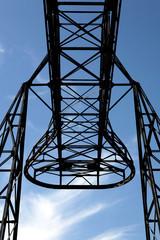 infrastruttura metallica
