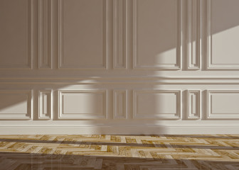 classic blank interior