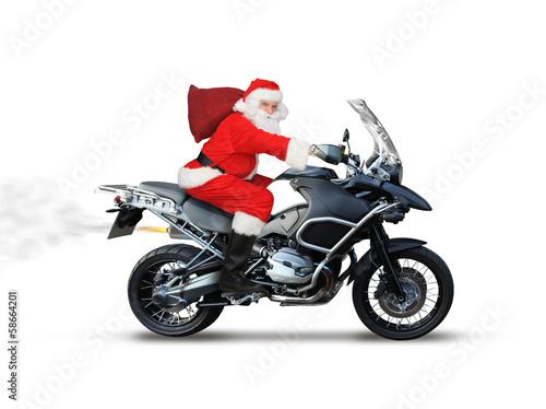 Santa gibt Gas - 58664201