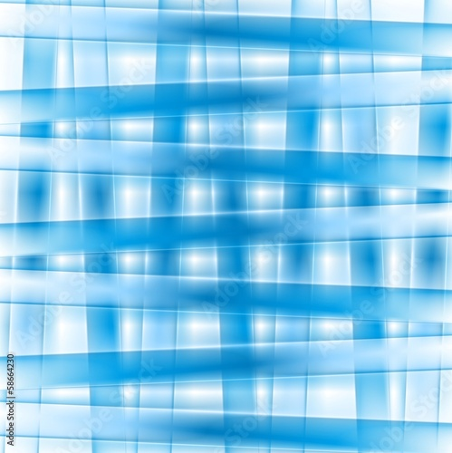 Colourful blue vector background