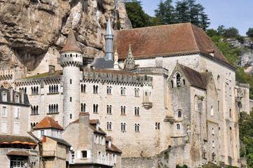 Shrine of Our Lady of Rocamadour (France)