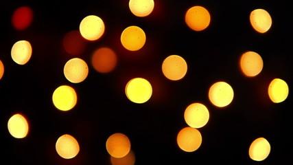 HD - multi-colored lights