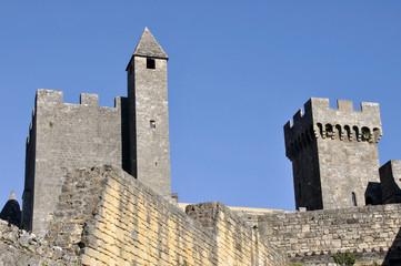 Castle of Beynac, Dordogne (France)