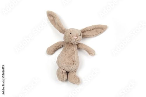 stuffed bunny - 58666499