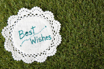 best wishes words