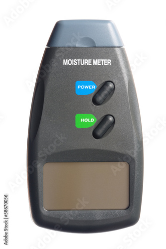 isolated mositure meter