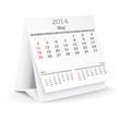 may 2014 - calendar