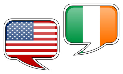 American-Irish Conversation