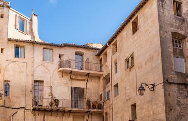 Rue Saint-Ravy à Montpellier
