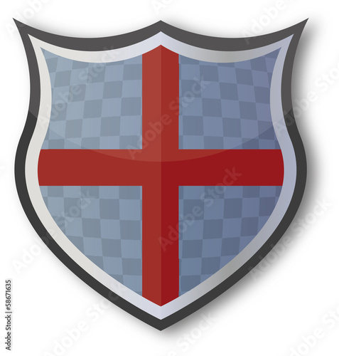 vector shield design