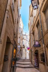 Rue joubert à Montpellier