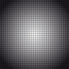 Silver square background