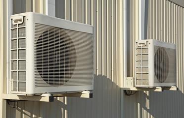 climatiseurs sur toiture