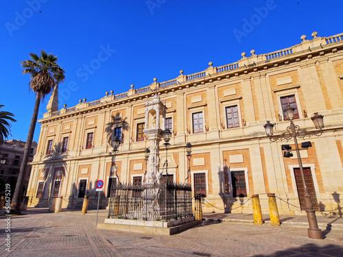 Ogólne Archiwum Indii w Sewilli, w Hiszpanii