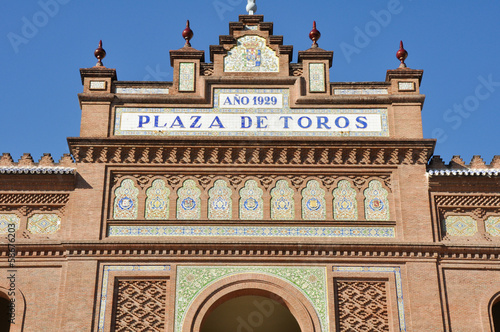 Las Ventas Bullring, Madrid (Spain)