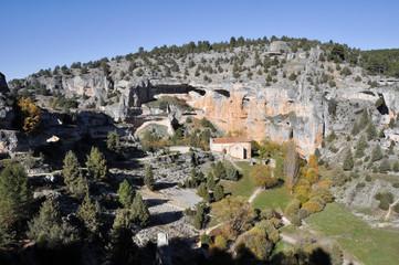 Cañón del río Lobos, Soria (España)