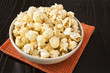 Dish of Kettle Corn