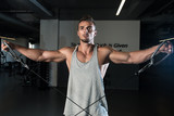 Shoulders Cable Lateral Raise Workout