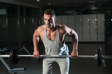 Bent Over Row Exercise For Back