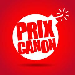 Prix canon - Soldes