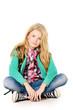 trendy schoolgirl