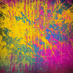 grunge painting background