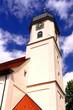 Evangelische Kirche in ALTENSTEIG ( Schwarzwald )