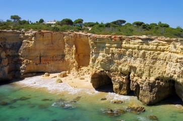 Algarve Strand Albandeira - Algarve beach Albandeira 02