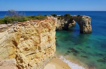 Algarve Strand Albandeira - Algarve beach Albandeira 03