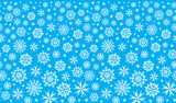 blue winter bg