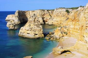 Algarve Strand Marinha - Algarve beach marinha 13