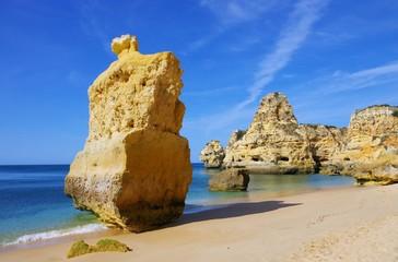 Algarve Strand Marinha - Algarve beach marinha 14