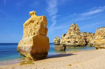 Algarve Strand Marinha - Algarve beach marinha 15