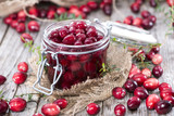Canned Cranberries - 58690822