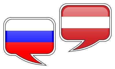 Russian-Austrian Conversation
