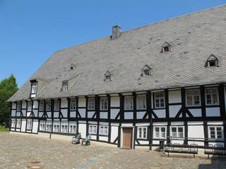 Spital Großes heiliges Kreuz, Goslar(Harz)