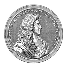 French King : Louis XIV - 17th century