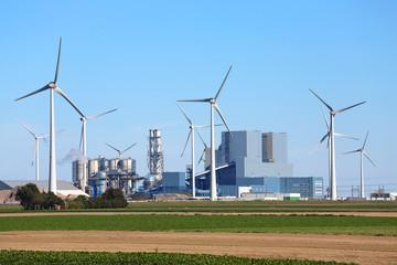 Kohlekraftwerk Eemshaven