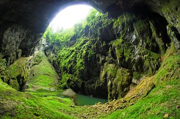 Punkevni cave, Czech Republic