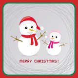 Christmas greeting card17