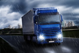 Fototapety Truck