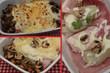 Fenouil braisé - Jambon champignons béchamel