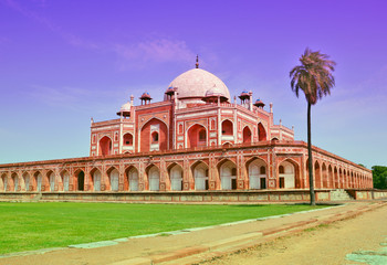 "Tomb Of emperor ""Humayun"" New Delhi, India"