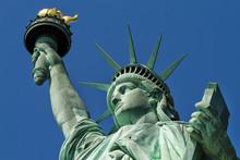 壁紙(ウォールミューラル) - Statue of Liberty