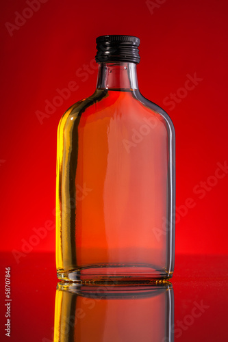 whisky bottle